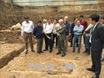 Phát hiện nhiều dấu tích quý tại khu vực Chính điện Kính Thiên thuộc Hoàng thành Thăng Long