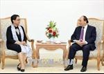 Thủ tướng Nguyễn Xuân Phúc tiếp Bộ trưởng Ngoại giao Indonesia
