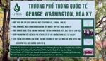 Bộ Giáo dục và Đào tạo đề nghị 9 tỉnh, thành phố dừng hợp tác với Trường George Washington