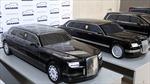 Vượt qua các bài test va chạm, siêu xe mới chở Tổng thống Putin đã sẵn sàng