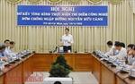 TP Hồ Chí Minh mang 'siêu máy bơm' ra chống ngập