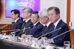Tổng thống Hàn Quốc nhấn mạnh cần theo đuổi hiệp ước hòa bình với Triều Tiên