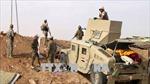 Iraq tiến hành không kích các vị trí của IS trong lãnh thổ Syria
