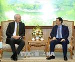 Phó Thủ tướng Vương Đình Huệ: Talanx mở rộng đầu tư tại Việt Nam là phù hợp với chủ trương tái cơ cấu hệ thống tài chính