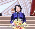 Phó Chủ tịch nước Đặng Thị Ngọc Thịnh dự Hội nghị Thượng đỉnh Phụ nữ toàn cầu lần thứ 28