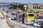 Syria: Hàng trăm tay súng phiến quân giao nộp vũ khí