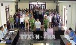 Xét xử sơ thẩm vụ nhà báo 'cưỡng đoạt tài sản' doanh nghiệp tại Yên Bái