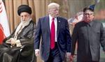 Iran đang 'ngồi trên đống lửa' trước cuộc gặp thượng đỉnh Mỹ-Triều Tiên