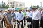 Phó Thủ tướng Vương Đình Huệ làm việc với TP Hà Nội về thực hiện vốn đầu tư trung hạn