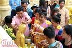 Tết Chôl Chnăm Thmây của đồng bào Khmer tại Hà Nội
