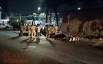 Ô tô tông hàng loạt xe máy, 1 người chết và nhiều người bị thương