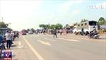 Tai nạn giao thông tại Bình Phước làm hai người tử vong tại chỗ
