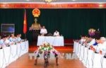 Phó Thủ tướng Vương Đình Huệ: Nam Định cần xây dựng chiến lược phát triển kinh tế - xã hội phù hợp