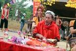 Lễ Xăng Khan độc đáo của đồng bào Thái