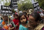Ấn Độ thông qua sắc lệnh cho phép tử hình tội phạm cưỡng hiếp trẻ em
