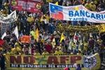 Người dân Chile tuần hành kêu gọi cải cách hệ thống lương hưu