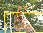 Kazakhstan vô địch Giải Bóng chuyền bãi biển nữ châu Á năm 2018