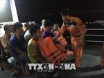 Cứu hộ thành công 13 ngư dân bị trôi dạt trên biển nhiều giờ