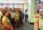 TP Hồ Chí Minh khai mạc triển lãm 'Hồi sinh những vùng đất chết'