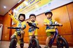 Khởi động chương trình 'Cua- rơ Nhí xuyên Việt 2018'
