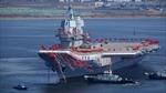 Thông tin mới nhất về tàu sân bay nội địa đầu tiên của Trung Quốc