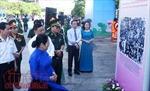 Khai mạc triển lãm ảnh 'TP Hồ Chí Minh - Khát vọng vươn cao'