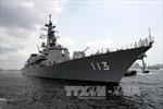 Nhật Bản, Anh lần đầu tập trận hải quân chung