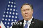 Ngoại trưởng Pompeo khẳng định Mỹ vẫn cam kết đối thoại với Triều Tiên