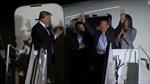 Điểm tên những tù nhân chính trị Mỹ ở Iran và Triều Tiên
