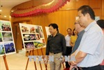 Trưng bày 200 tác phẩm sáng tác nhiếp ảnh về du lịch Quảng Ninh