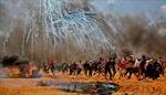 Gaza mịt mù khói lửa trong ngày 'đẫm máu' nhất 4 năm qua