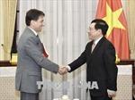 Tiếp tục thúc đẩy quan hệ Việt Nam - Hy Lạp đi vào chiều sâu