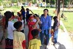 Mang niềm vui đến trẻ em dân tộc vùng sâu, vùng xa