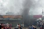 Hỏa hoạn thiêu rụi cửa hàng kinh doanh gia cầm làm sẵn