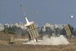 Israel xây 'mạng lưới tên lửa' ở khu vực biên giới với Jordan
