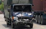 Ô tô tải va chạm với xe máy tại Bắc Ninh, 2 người tử vong tại chỗ