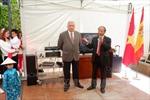 Kỷ niệm ngày sinh Chủ tịch Hồ Chí Minh tại Tây Ban Nha, Đức