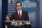 Mỹ và Trung Quốc giải quyết bất đồng thương mại