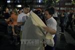 Động đất mạnh 5,6 độ Richter tại Mexico, người dân vội vàng sơ tán