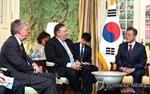 Tổng thống Hàn Quốc gặp các quan chức đối ngoại và an ninh cấp cao Mỹ