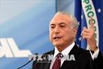Tổng thống Brazil tuyên bố không tái tranh cử