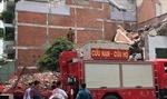 Sập nhà 3 tầng trong lúc tháo dỡ, 3 người thương vong