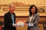 Lãnh đạo TP Hồ Chí Minh tiếp Phó Tổng Thư ký Hội đồng Olympic Malaysia