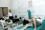 Thông tin thêm về vụ tai nạn khiến 14 người Việt bị thương tại Lào