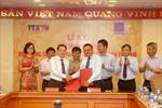 Thông tấn xã Việt Nam và Tập đoàn Dầu khí Việt Nam ký thỏa thuận hợp tác