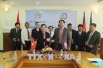 Tăng cường hợp tác giáo dục Việt Nam - Campuchia