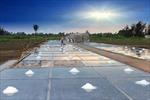Trời càng nắng, diêm dân Quỳnh Lưu càng mừng vì hiệu quả sản xuất cao