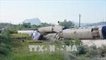 Vụ tai nạn đường sắt nghiêm trọng tại Thanh Hoá: Cố gắng thông tàu trong chiều nay