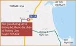 Lật 8 toa tàu khách Bắc - Nam, 2 người tử vong