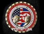 Hủy Hội nghị thượng đỉnh Mỹ-Triều, Nhà Trắng vẫn phát hành đồng xu kỷ niệm